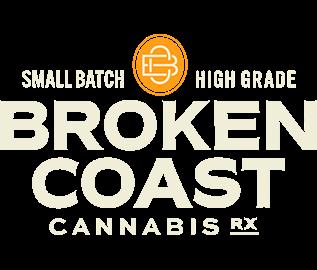 broken coast cannabis logo