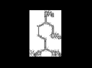 myrcene molecule diagram