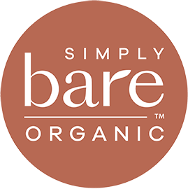 simply bare organic cannabis logo