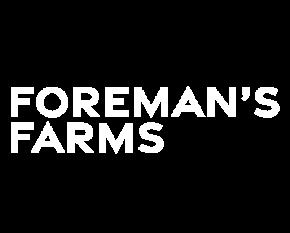 formans farms white logo