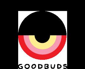 Goodbuds cannabis logo